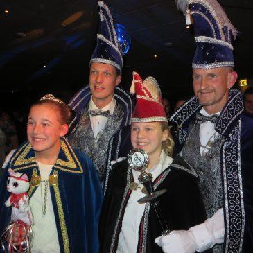 Prinsenbal 2015 – Gerard Pieper nieuwe prins carnaval!