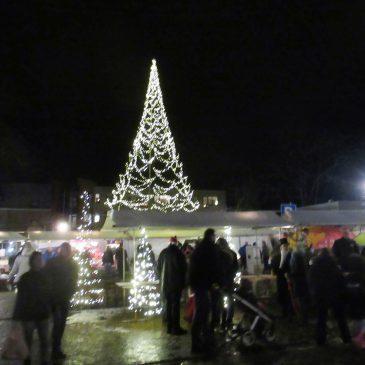 Geslaagde kerstmarkt