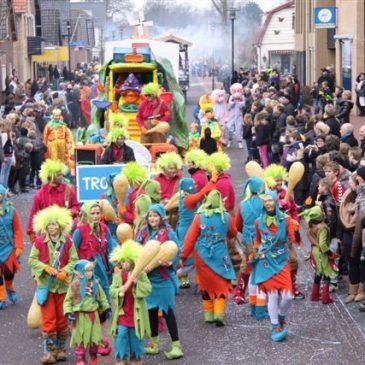 Opgave carnavalsoptocht 2018